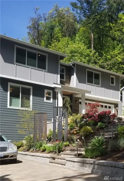 Kirkland Single Family Home For Sale: 6814 NE 129th St