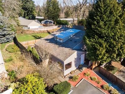Kirkland Single Family Home For Sale: 9642 NE 121st Lane