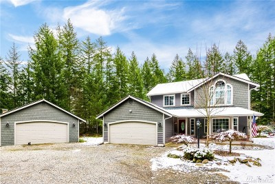 Tenino Single Family Home For Sale: 14722 McIntosh Lane SE