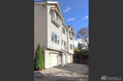 Seattle Single Family Home For Sale: 3312 NE 123rd St #B