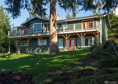Anacortes, La Conner Single Family Home For Sale: 14055 Madrona