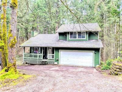 Thurston County Single Family Home For Sale: 17929 E Clear Lake Blvd SE