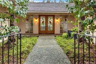 Bellevue WA Single Family Home For Sale: $1,000,000