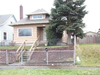 Tacoma Single Family Home For Sale: 3506 S K St