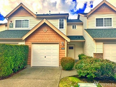 Renton Condo/Townhouse For Sale: 4769 Whitworth Ave S #G 102