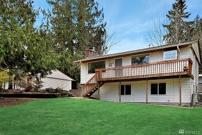 Renton Single Family Home For Sale: 16331 190th Ave SE