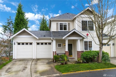 Woodinville Condo/Townhouse For Sale: 15406 134th Place NE #27A