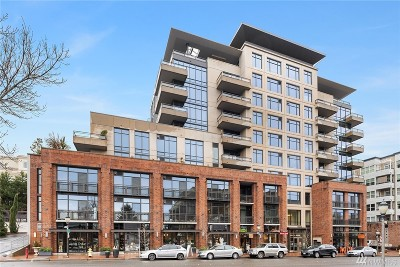 Condo/Townhouse Sold: 10000 Main St #303