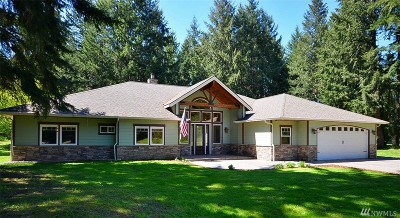 Yelm Single Family Home For Sale: 13047 Morris Rd SE