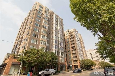 Seattle Condo/Townhouse For Sale: 2801 1st Ave #208