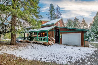 Single Family Home For Sale: 113 Creekside Dr