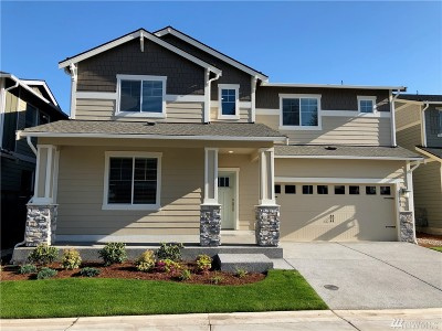 Black Diamond Single Family Home For Sale: 23703 Tahoma Place #91