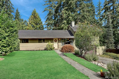 Lynnwood Single Family Home For Sale: 19105 18th Ave W
