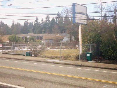 Burien Residential Lots & Land For Sale: 11601 Des Moines Memorial Dr S
