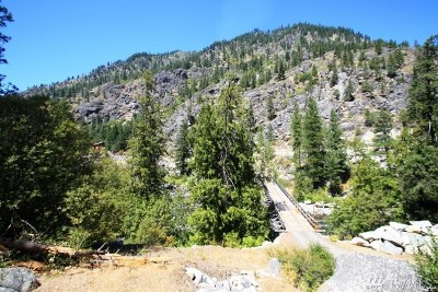 Chelan County, Douglas County Residential Lots & Land For Sale: 7003 Icicle Rd