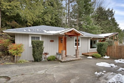 Gig Harbor Single Family Home For Sale: 2302 NW State Game Rd NW