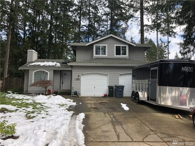 Gig Harbor Single Family Home For Sale: 11307 149th Ave NW