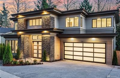 Kirkland Single Family Home For Sale: 10812 102nd Ave NE