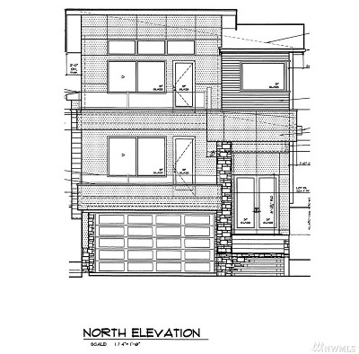 Seattle Single Family Home For Sale: 11838 79th Ave S #Lot 1