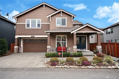 Snohomish Single Family Home For Sale: 4426 139th Place SE