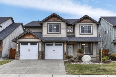 Puyallup Single Family Home For Sale: 11545 172nd St Ct E