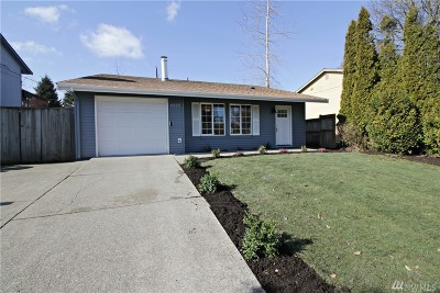 Tacoma Single Family Home For Sale: 4310 N Pearl St