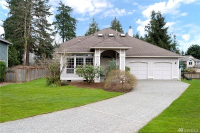 Kirkland Single Family Home For Sale: 12704 NE 101st Place