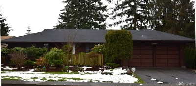 Federal Way Single Family Home For Sale: 28906 20 Ave S
