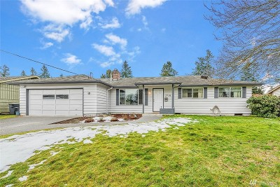 Auburn Single Family Home For Sale: 2710 25th St SE