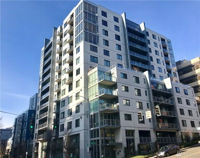 Condo/Townhouse Sold: 81 Clay St #627