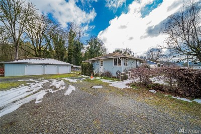 Snohomish Single Family Home For Sale: 1431 S Machias Rd