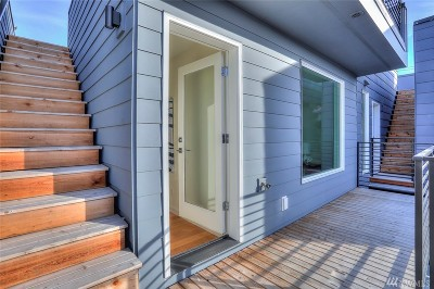 Seattle Single Family Home For Sale: 1416 N 46th St