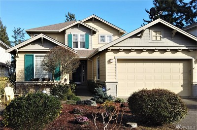 Port Ludlow Single Family Home Pending Inspection: 134 Timber Meadow Dr