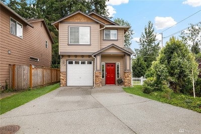 Lake Stevens Single Family Home For Sale: 9102 2nd Place SE #14