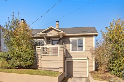 Seattle Single Family Home For Sale: 4412 S Kenyon St