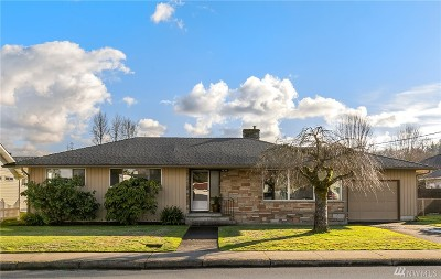 Puyallup Single Family Home For Sale: 1636 7th Ave SW