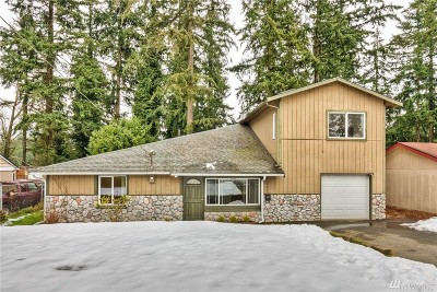 Mountlake Terrace Single Family Home For Sale: 22809 53rd Ave W