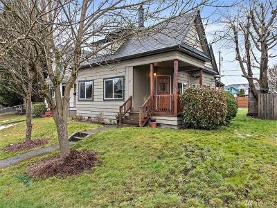 Everett Single Family Home For Sale: 1711 Wetmore Ave