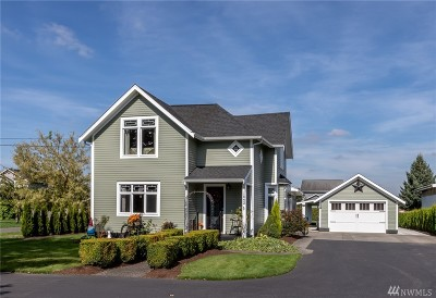 Lynden Single Family Home Sold: 1542 Main St