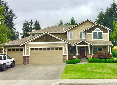 Puyallup Single Family Home For Sale: 1604 27th St SW