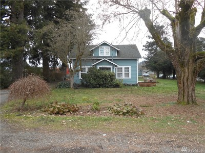 Centralia Single Family Home For Sale: 2422 Seward Ave