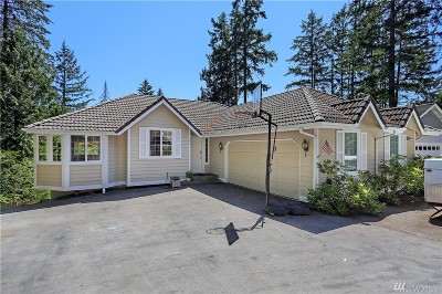 Single Family Home For Sale: 291 E Mountain View Dr