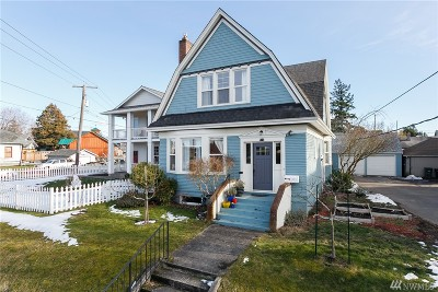 Bellingham Single Family Home For Sale: 2416 Broadway