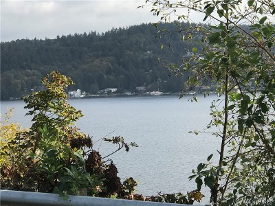 Seattle Residential Lots & Land For Sale: 11936 Lakeside Place NE
