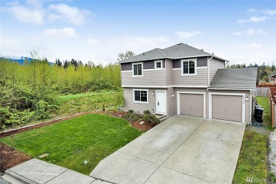 Sultan Single Family Home For Sale: 32768 142nd St SE