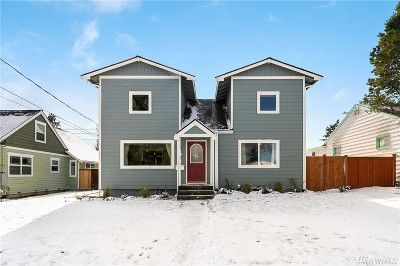 Tacoma Single Family Home For Sale: 4918 N 19th St