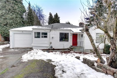 Tacoma Single Family Home For Sale: 108 S 56th St