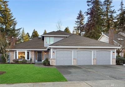 Bellevue WA Single Family Home For Sale: $1,228,000
