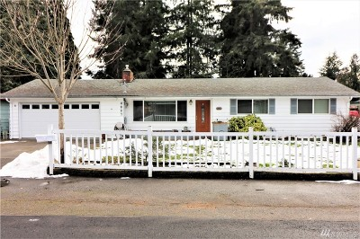 Lacey Single Family Home For Sale: 4807 18th Ave SE