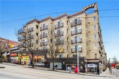 Condo/Townhouse Sold: 1711 E Olive Wy #203